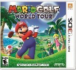 Mario Golf: World Tour Pack Shot