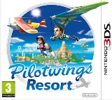 PilotWings Resort Pack Shot