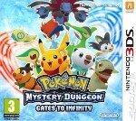 Pokemon Mystery Dungeon: Gates to Infinity Pack Shot