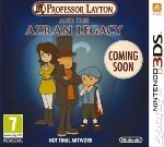 Professor Layton and the Azran Legacy Pack Shot
