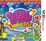 Puzzle Bobble Universe Pack Shot