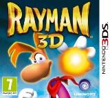 Rayman 3D Pack Shot