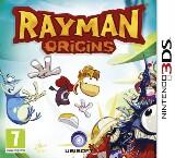 Rayman Origins Pack Shot