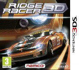 Ridge Racer 3D Pack Shot