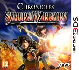 Samurai Warriors Chronicles Pack Shot