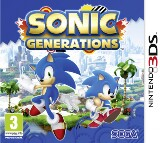 Sonic Generations Pack Shot