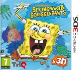 Spongebob Squigglepants Pack Shot