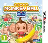 Super Monkey Ball 3D Pack Shot