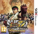 Super Street Fighter IV 3D Edition Pack Shot