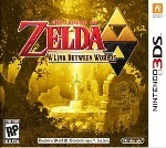 The Legend of Zelda: A Link Between Worlds Pack Shot