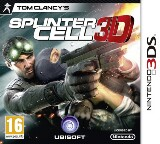 Tom Clancy's Splinter Cell 3D Pack Shot