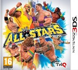 WWE All Stars Pack Shot