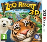 Zoo Resort 3D Pack Shot