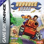 Advance Wars Pack Shot