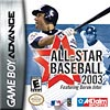All-Star Baseball 2003 Pack Shot