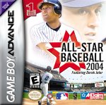 All-Star Baseball 2004 Pack Shot