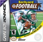Backyard Football Pack Shot