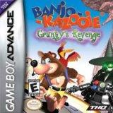 Banjo-Kazooie: Grunty's Revenge Pack Shot