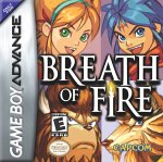 Breath of Fire Pack Shot
