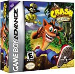 Crash Bandicoot: The Huge Adventure Pack Shot