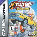 Crazy Taxi: Catch a Ride Pack Shot