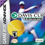 Davis Cup Tennis Pack Shot