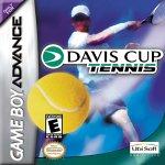 Davis Cup Tennis Pack Shot
