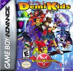 DemiKids: Light Version Pack Shot