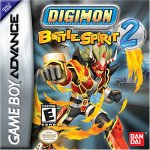 Digimon Battle Spirit 2 Gameboy Advance