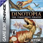 Dinotopia: The Timestone Pirates Pack Shot