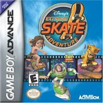 Disney's Extreme Skate Adventure Pack Shot