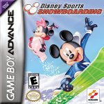Disney Sports Snowboarding Pack Shot