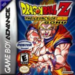 Dragon Ball Z: The Legacy of Goku Pack Shot