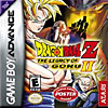 Dragon Ball Z: The Legacy of Goku II Pack Shot