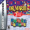 Dr. Mario/Puzzle League Pack Shot