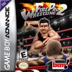 Fire Pro Wrestling 2 Pack Shot