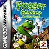 Frogger Advanced: The Great Quest Pack Shot