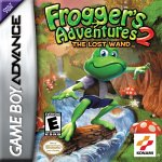Frogger's Adventures 2: The Lost Wand Pack Shot