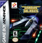 Gradius Galaxies Pack Shot
