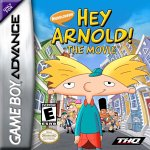 Hey Arnold! The Movie Pack Shot