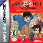 Jackie Chan Adventures: Legend of the Dark Hand Pack Shot