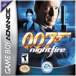 James Bond 007: NightFire Pack Shot