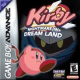 Kirby: Nightmare in Dream Land Pack Shot