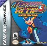 Mega Man Battle Network 3 Blue Pack Shot