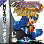 Mega Man Battle Network 3 White Pack Shot