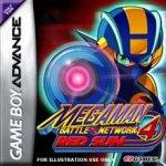 Mega Man Battle Network 4: Red Sun Pack Shot
