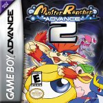 Monster Rancher Advance 2 Pack Shot