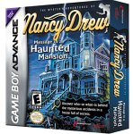 Nancy Drew: Message in a Haunted Mansion Pack Shot