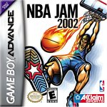 NBA Jam 2002 Pack Shot