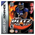 NFL Blitz 20-03 Pack Shot